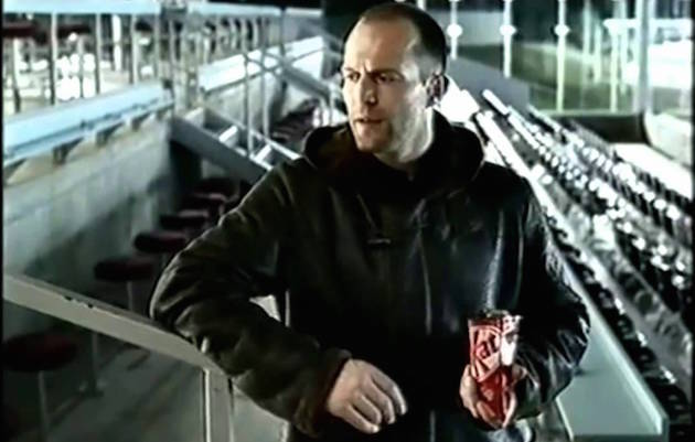 Jason Statham Kit Kat Advert
