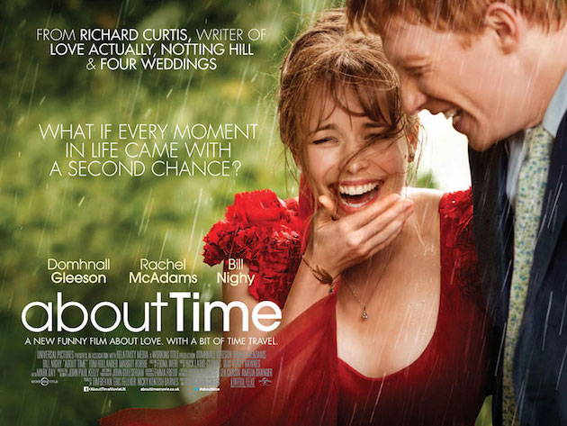 About Time by Richard Curtis, The Slowest film ever?